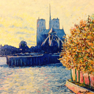 Notre Dame by Andre Bardet
