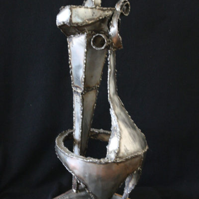 Abstract Sculpture by Marian Owczarski