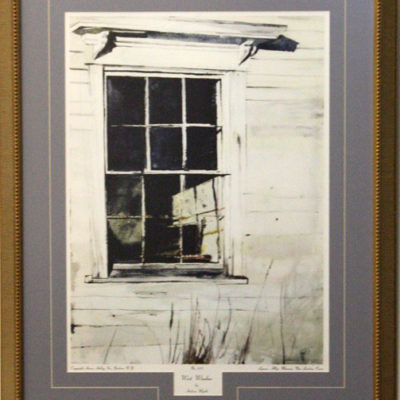 West Window by Andrew Wyeth